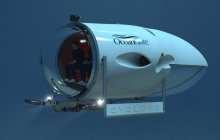 Innovative deep-sea manned submarine