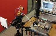 World Record: Wireless Data Transmission at 100 Gb/s