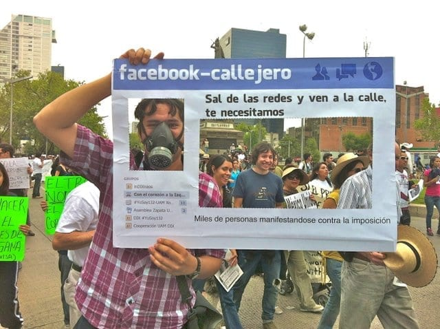 Social networking platforms enable political activism but are vulnerable to censorship and snooping. - via KTH
