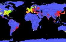 Researchers analyse 15m scientific articles to design the most comprehensive 'world map of research' yet