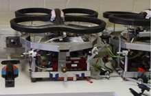 Clever Intelli-copters Learn as they Fly