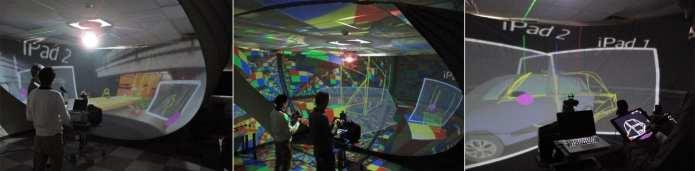 Université de Montréal Spectacular 3D sketching system revolutionizes design interaction and collaboration