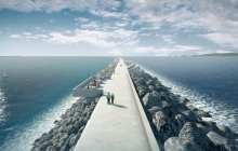 Huge world-first man-made tidal lagoon could power over 155,000 homes