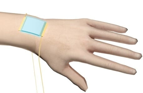 New 'electronic skin' for prosthetics, robotics detects pressure from different directions