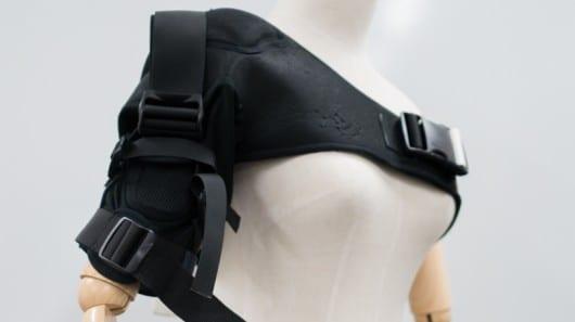 SEnS soft exoskeleton enhances sensorimotor functions