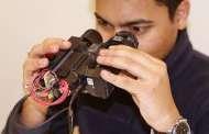 Diagnostics: Retina selfie