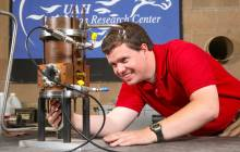 Research could hasten the dawn of hybrid rocket engines