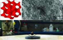 Cornell researchers create first self-assembled superconductor