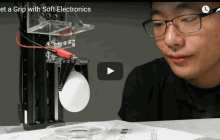 Soft Electronic Robotic Fingers Take Robotics to a Whole New Level