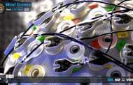 Researcher creates system to control multiple robot drones with the brain