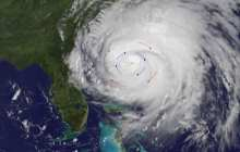 Swarm robotics algorithms coordinate scores of sensor-laden balloons within hurricanes for up to a week