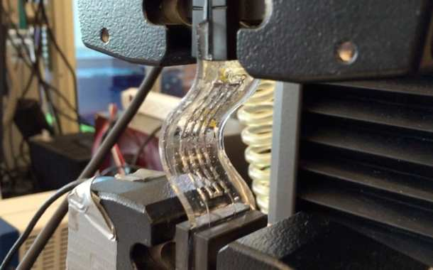 Wearable electronic devices using body heat as the only source of energy