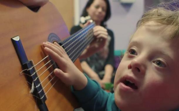 Music sessions could be crucial in transforming the lives of millions of people with verbal challenges