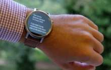 A new algorithm that enables smartwatches to detect and record your every move