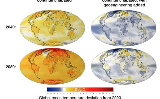 A significant step for geoengineering simulations