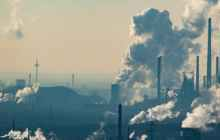 Turning power plant emissions into fuel