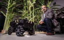 A new lightweight, low-cost agricultural robot could transform data collection and field scouting for agronomists, seed companies and farmers