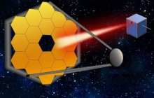 CubeSats with lasers can provide steady reference light for telescopes investigating distant planets