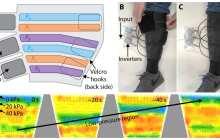 New approach for soft robotics