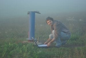 A new method for exploring groundwater is simple, inexpensive and accurate