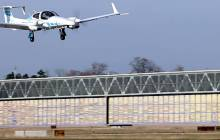 A landing system which lets smaller aircraft land without assistance from ground-based systems