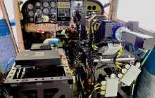 First flight of ROBOpilot demonstrates a new flight capability