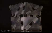 Paving the way for fully untethered soft robots with a self folding robot