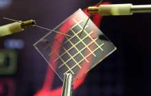 Looks like transparent electronic devices could be based on nylon