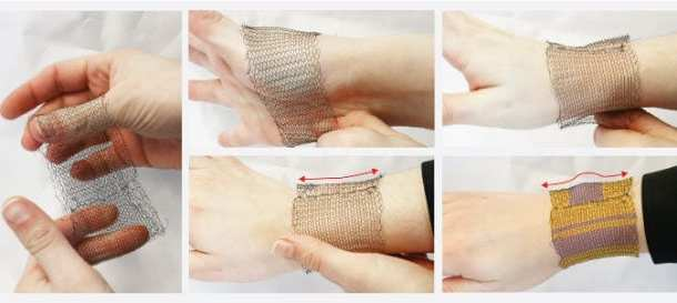 Shape-changing textiles powered by body heat will change how we interact with our clothes