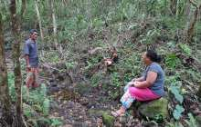Samoan communities pragmatic and positive approach to impending climate changes