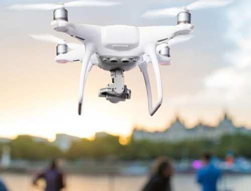 A pandemic drone to detect coronavirus