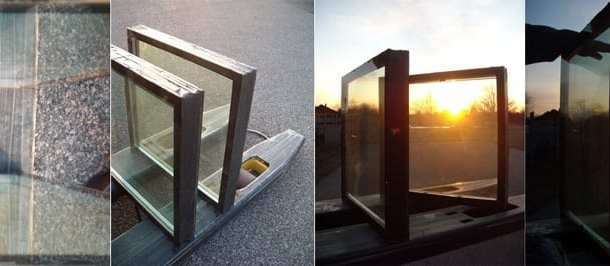 Could water-filled windows save energy and reduce global carbon emissions?