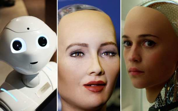 Why do people experience an uneasy feeling in response to robots that are nearly lifelike?