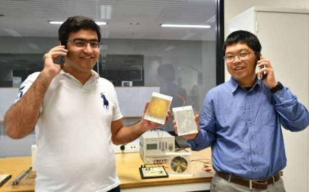 Scavenging invisible power from low-frequency vibrations in the surrounding environment with triboelectric nanogenerators