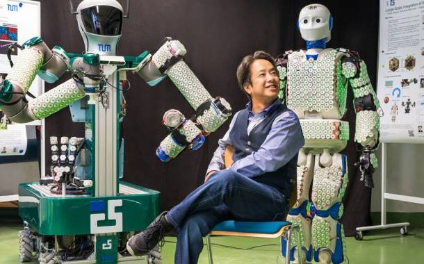Taking the fusion of robotics and neuroscience to the next level