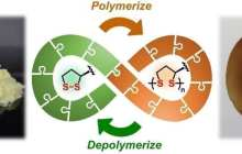 Help for plastics recycling: A new polymer can be re-used to make polymers of virgin quality