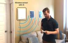 A wireless sensing technology can detect errors when medication is self-administered
