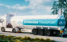 A supply chain model to support the hydrogen economy
