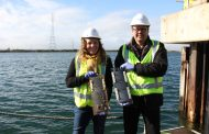 Could electrically charged surface coatings eliminate marine bio-fouling?