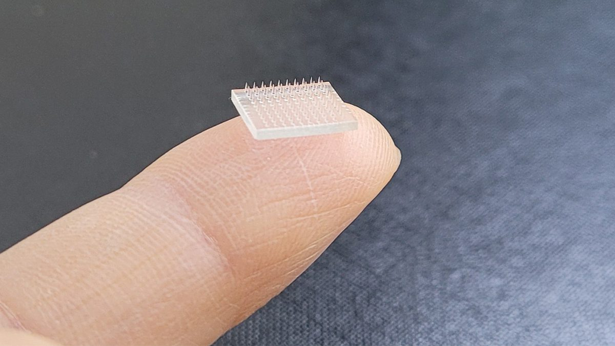 While microneedle patches have been studied for decades, the work by Carolina and Stanford overcomes some past challenges: through 3D printing, the microneedles can be easily customized to develop various vaccine patches for flu, measles, hepatitis or COVID-19 vaccines.