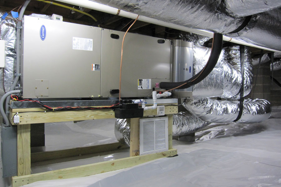 Problems Carrier Geothermal