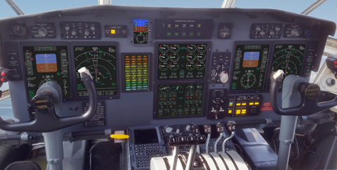 C 130 Cockpit Ip Innovative Solutions Amp Support