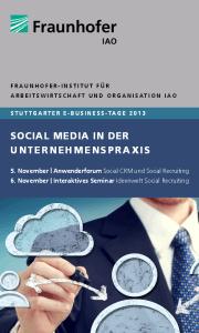 Stuttgarter E-Business Tage 2013