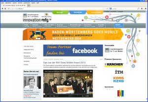 Baden-Württemberg Goes Mobile 2014