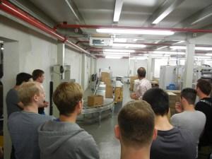 Automatisierte Lager- und Logistikprozesse bei der Internetstores GmbH