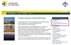 API-Management-Plattformen in der Cloud - Vortrag bei der GI-Regionalgruppe Stuttgart/Böblingen am 11.3.