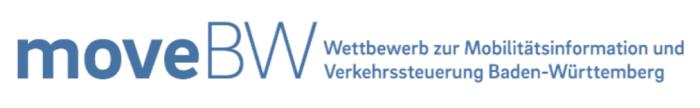 moveBW – Wettbewerb zur Mobilitätsinformation und Verkehrssteuerung Baden-Württemberg