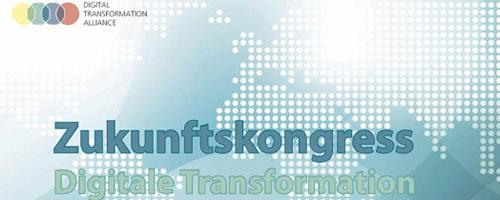 Zukunftskongress Digitale Transformation am Fraunhofer IAO