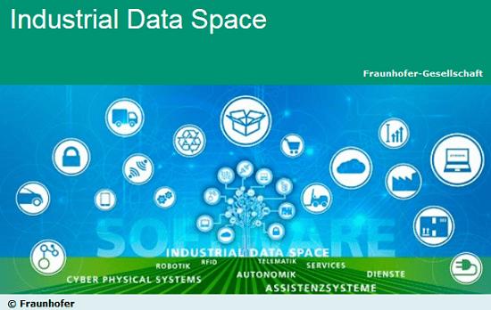 Industrial Data Space: Initiative von Fraunhofer und Industrieunternehmen für sicheren Datenaustausch