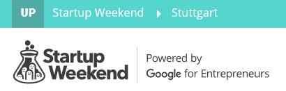 Startup Weekend Stuttgart 2015 vom 27. bis 29. November 2015 an der HdM Stuttgart